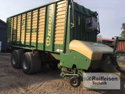 Lade- & Silierwagen Krone - ZX 450