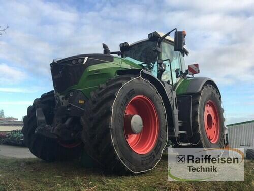 Fendt 1050 Vario S4 Byggeår 2017 Preetz