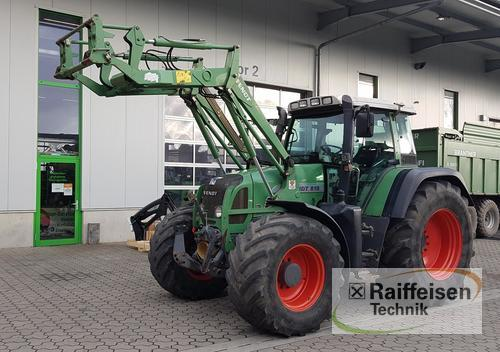 Fendt 818 Vario TMS Front Loader Year of Build 2004