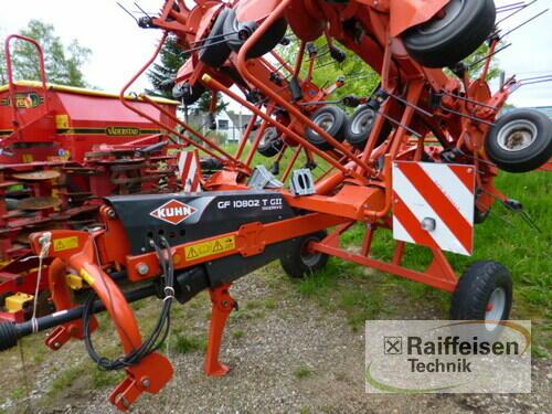 Kuhn Wender Gf 10802 T 62 Digi Rok produkcji 2013 Eckernförde