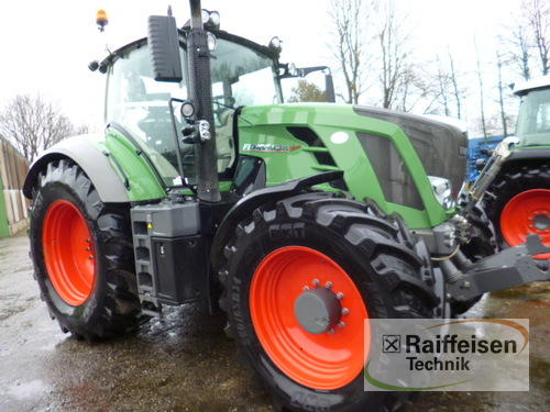Fendt 828 Vario S4 Year of Build 2016 Eckernförde