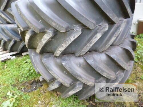Michelin Räder 650/65 R38 Årsmodell 2015 Eckernförde