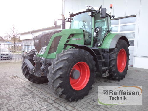 Fendt 828 Vario SCR Year of Build 2014 4WD