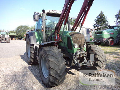 Fendt 716 Vario TMS Front Loader Year of Build 2005