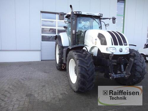 Steyr 6230 Cvt Año de fabricación 2013 Accionamiento 4 ruedas