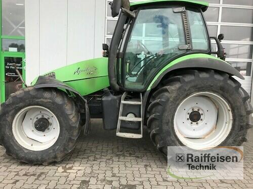 Deutz-Fahr Agrotron 135 MK3 Año de fabricación 2001 Accionamiento 4 ruedas
