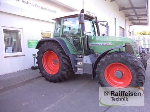 Traktor Fendt - Favorit 714