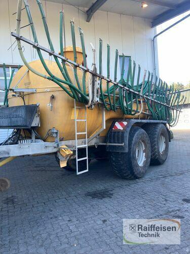 Zunhammer Gülletransportwagen Sts 18 Kl Baujahr 2003 Eckernförde
