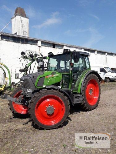 Fendt 209 S Vario S3 Tms Year of Build 2018 4WD