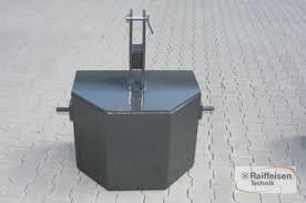 Buschmeier Stahlgewicht 800kg