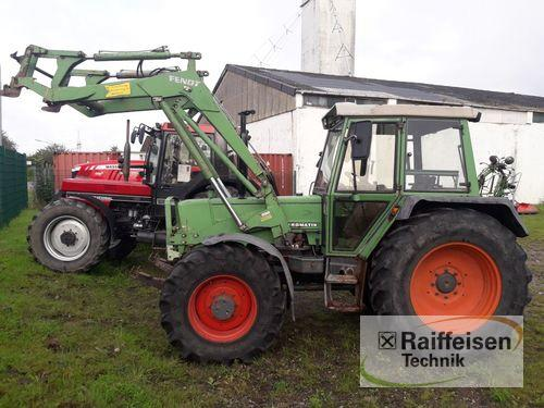 Fendt Farmer 309 LSA Frontlader Baujahr 1990