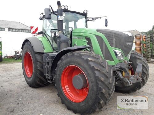 Fendt 936 Vario S4 Profi Plus Año de fabricación 2014 Accionamiento 4 ruedas