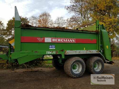 Bergmann Tsw 3140 T anno di costruzione 2014 Kisdorf
