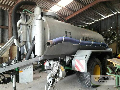 Pump/Vacuum Container Meyer-Lohne - Rekordia VW 10.000