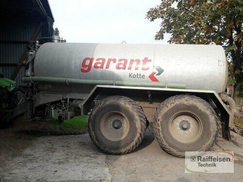 Kotte Garant Vt 16700/S Année de construction 2012 Kisdorf