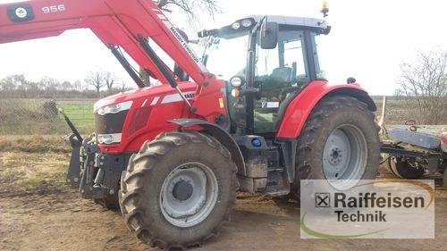 Massey Ferguson Mf 6614 Front Loader Year of Build 2015