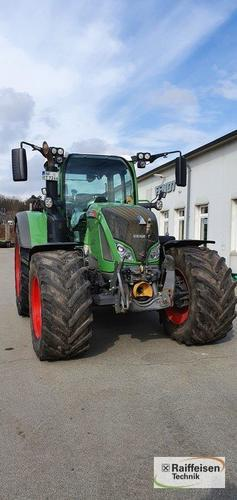 Fendt 724 Vario S4 Profi Plus Year of Build 2016 4WD