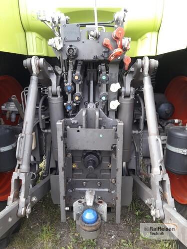Claas Arion 640 Anul fabricaţiei 2014 Tracţiune integrală 4WD