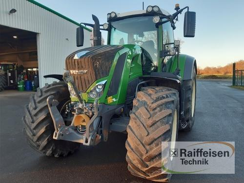 Fendt 828 Vario S4 Profi Plus Year of Build 2017 4WD