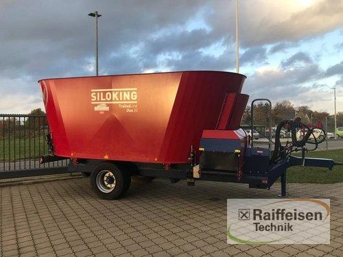 Mayer Siloking Trailedline Duo 20 Year of Build 2019 Kisdorf