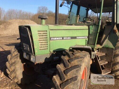 Fendt Farmer 311 LSA Baujahr 1989 Kisdorf