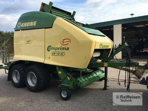Krone Comprima Cf 155 Xc X-Treme anno di costruzione 2016 Westerhorn