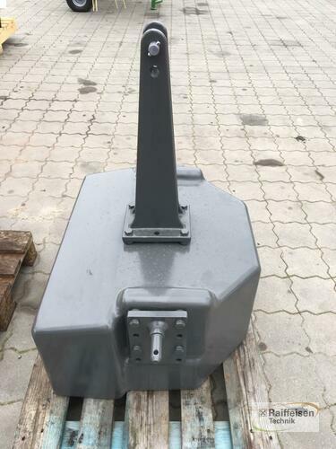 Fendt Frontgewicht 1250 Kg Bouwjaar 2019 Westerhorn