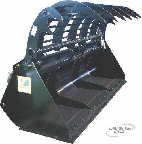 Bressel & Lade Silagebeißschaufel Baujahr 2019 Westerhorn