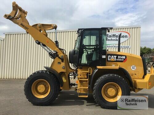 Caterpillar Radlader 914m Year of Build 2019 Westerhorn