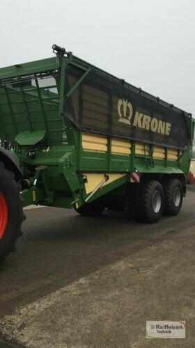 Krone Tx 460 Gd Baujahr 2017 Westerhorn