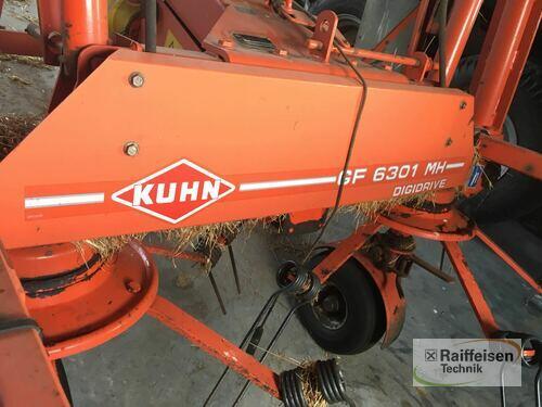 Kuhn GF 6301 MH Diggidrive