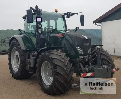 Fendt 724 Vario S4 Profi Plus Year of Build 2015 Westerhorn