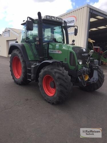 Traktor Fendt - 412 Vario
