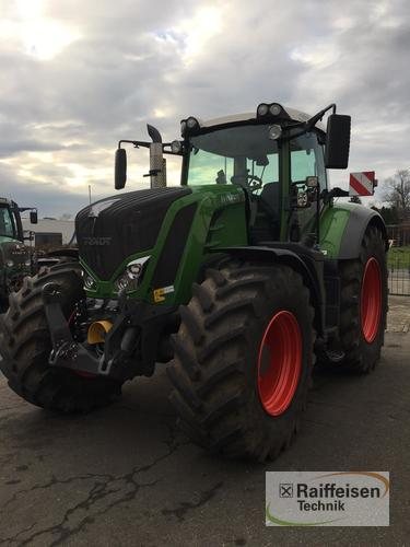 Fendt 828 Vario S4 Profi Plus Year of Build 2018 4WD