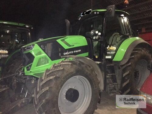 Deutz-Fahr Agrotron 7250 TTV Årsmodell 2017 Westerhorn