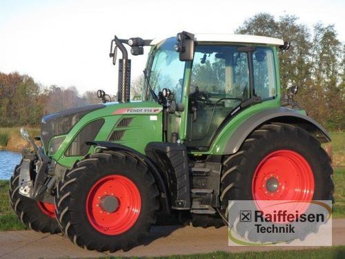 Fendt 514 Vario S4 Power