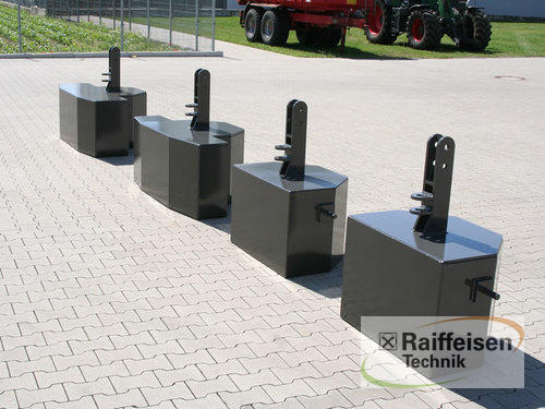 Buschmeier Stahlgewicht 600 Kg Baujahr 2019 Lohe-Rickelshof