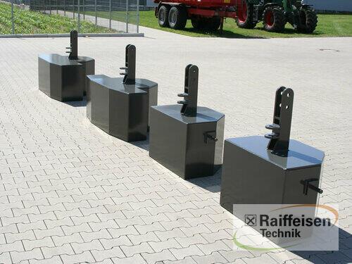 Buschmeier Stahlgewicht 1000kg