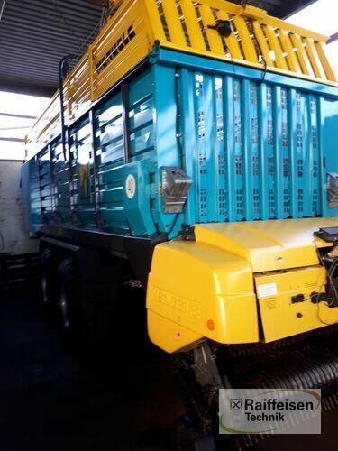 Mengele Ladewagen Roto-Bull 6000
