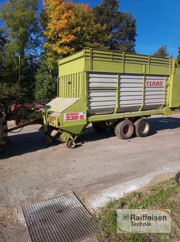 Claas Ladewagen Sprint 330 S