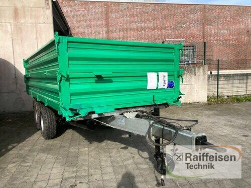 Demmler Tdk 80 L anno di costruzione 2019 Lohe-Rickelshof