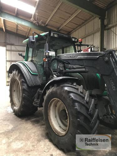 Valtra N121 Front Loader Year of Build 2012
