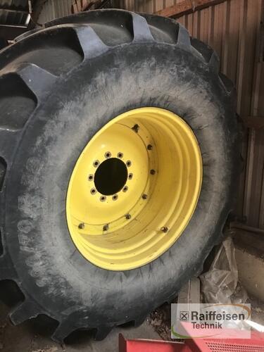 Michelin 2x Mach X Bib 800/70r38