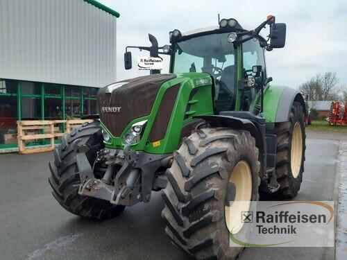 Tractor Fendt - 828 Vario S4