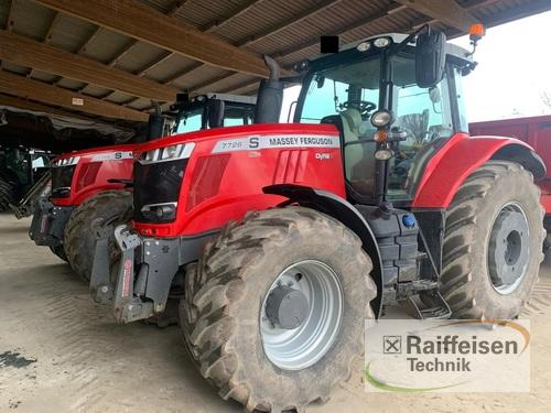 Massey Ferguson 7726s Baujahr 2018 Lohe-Rickelshof