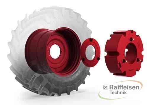 Fendt Radgewichte 2 X 1250 Kg Godina proizvodnje 2017 Lohe-Rickelshof