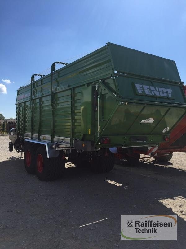 Fendt Tigo 60MR
