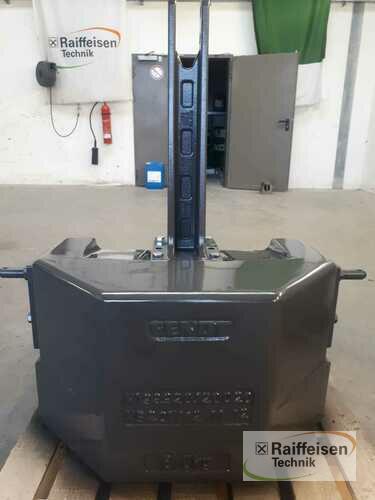 Fendt Belastungsgewicht 870kg