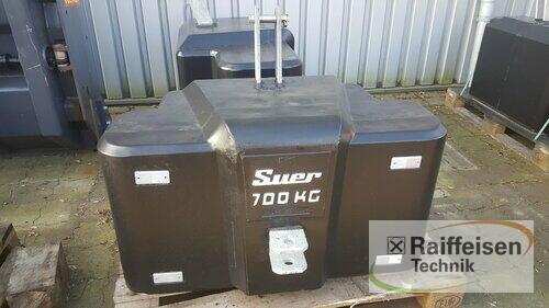 Suer Frontballast Sb 700 Kg Año de fabricación 2019 Husum