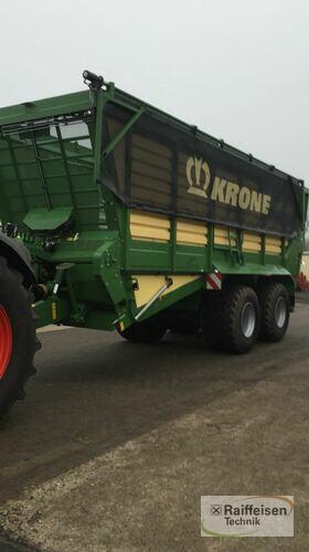 Krone Tx 460 Gd Año de fabricación 2017 Husum